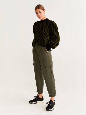 מכנסיים ארוכים בסגנון דגמ״ח