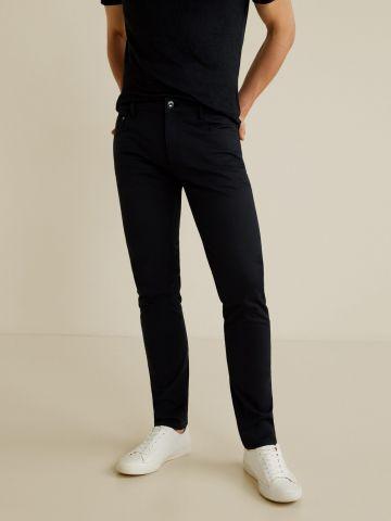 ג'ינס סלים-פיט ארוך