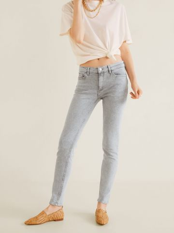 ג'ינס סקיני פוש-אפ Kim