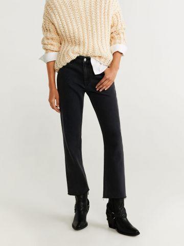 ג'ינס בגזרה ישרה Sayana