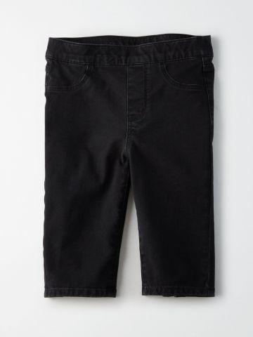 מכנסי סטרץ' בייקר / נשים