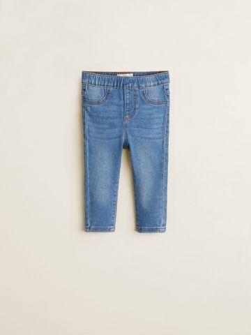 ג'ינס סקיני עם כיסים / בנות