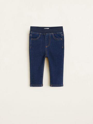 ג'ינס סטרץ' עם גומי מותן / בנים
