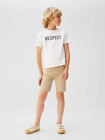 מכנסי ברמודה קצרים / בנים
