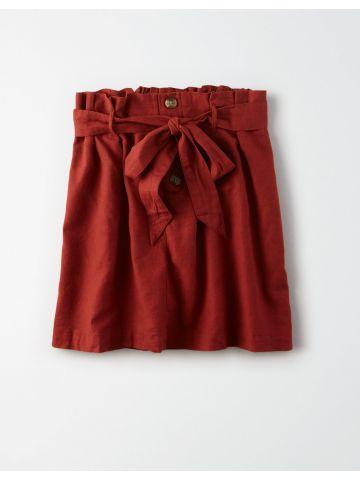 חצאית מיני פייפרבאג / נשים