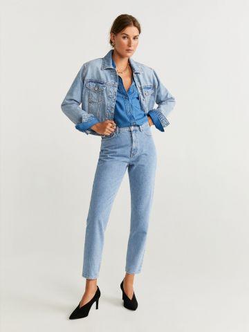 ג'ינס Mom ווש