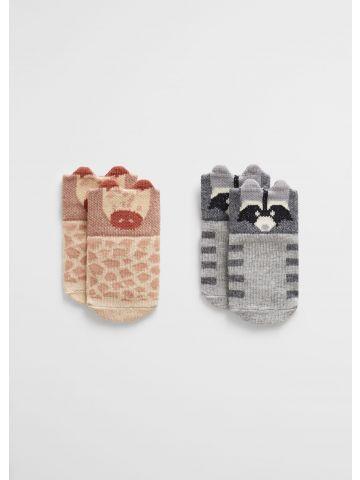 מארז 2 זוגות גרביים /1M-3Y