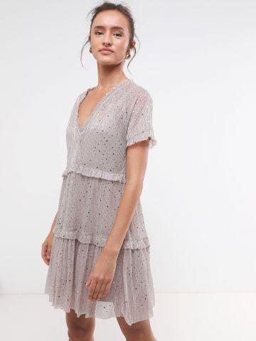 שמלת לורקס מיני קומות X שושיין