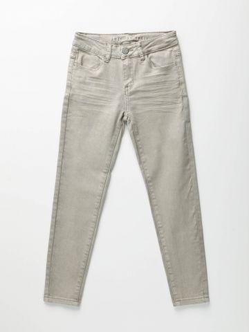 מכנסי ג'ינס סקיני ארוכים / בנות