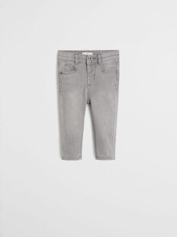 ג'ינס בגזרת סלים / בייבי בנים