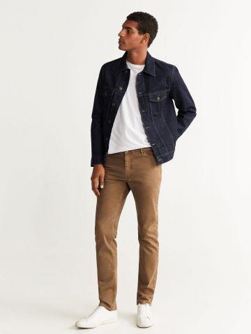 ג'ינס סלים צבעוני Alex