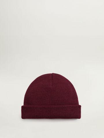 כובע גרב סרוג / גברים