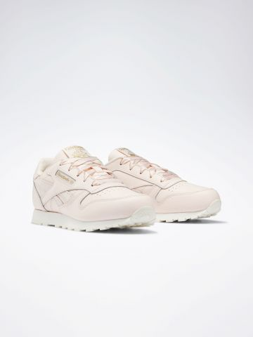 סניקרס עור Classic Leather / בנות של REEBOK
