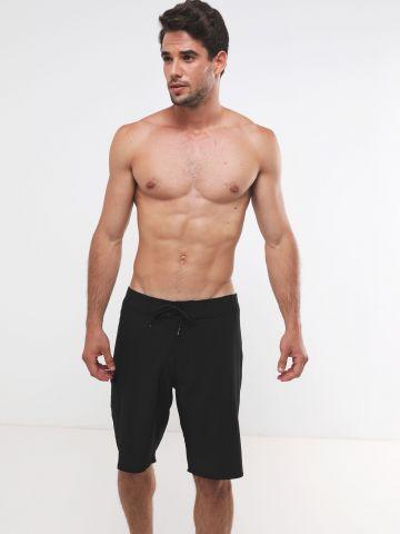מכנסי בגד ים חלקים