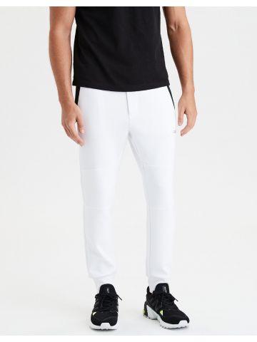 מכנסי טרנינג סקיני עם כיסים / גברים מכנ