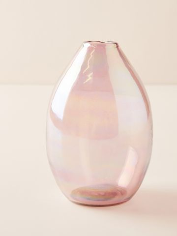 אגרטל זכוכית דקורטיבי / גדול