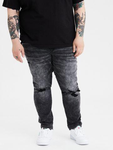 ג'ינס סלים ווש Slim