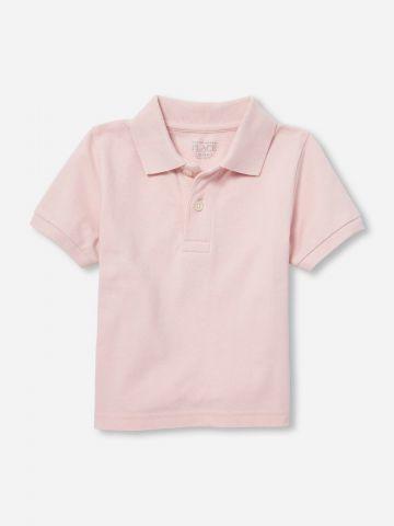 חולצת פולו פיקה / 9M-4Y של THE CHILDREN'S PLACE