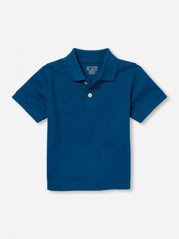 חולצת פולו פיקה / 9M-4Y