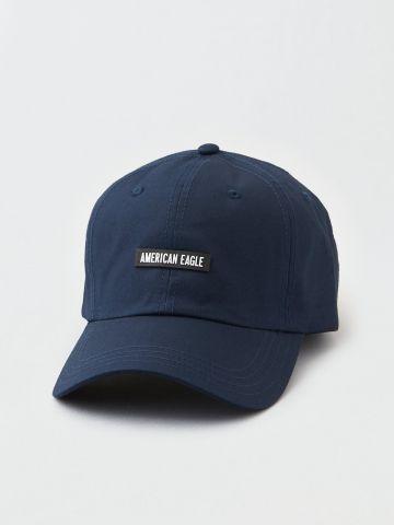 כובע מצחייה עם לוגו / גברים