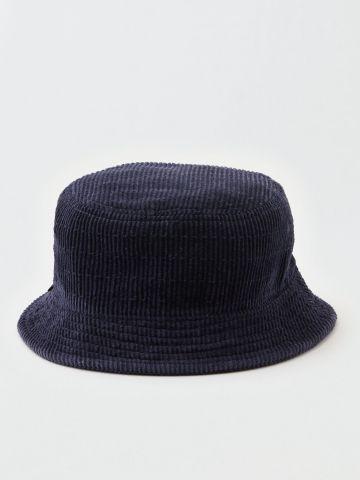 כובע קורדרוי באקט