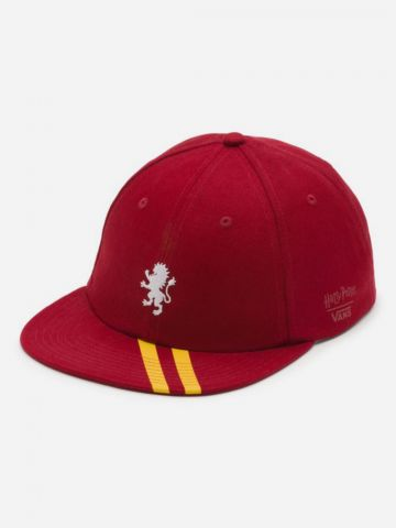 כובע מצחייה Gryffindor לוגו Vans X Harry Potter / גברים