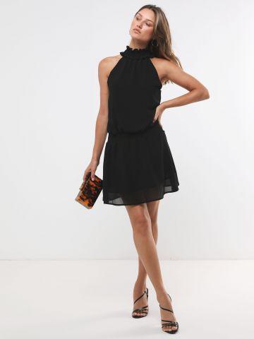 שמלת מיני קולר מלמלה של TERMINAL X