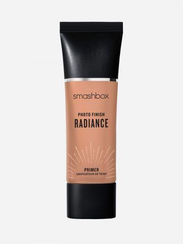 פריימר להענקת עור קורן Photo Finish Radiance Primer / גודל מוקטן לנסיעות