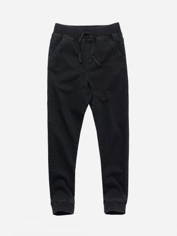 ג'ינס עם גומי ושרוך / בנים