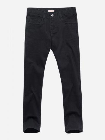 מכנסיים ארוכים בגזרה ישרה / בנים