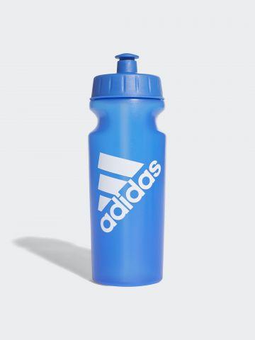מימיית ספורט עם הדפס לוגו