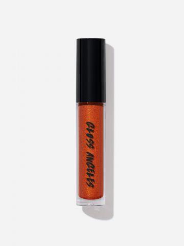 גלוס למראה שפתיים מלאות Gloss Angeles Lip Gloss / MICHELADA