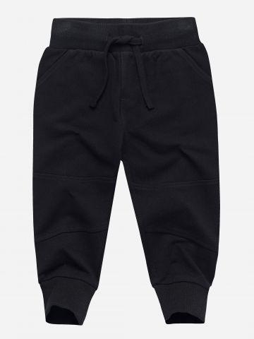 מכנסיים ארוכים עם שרוך קשירה / 3M-3Y