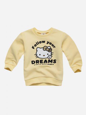 סווטשירט פוטר 3M-3Y / Follow Your Dreams
