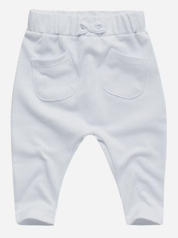 מכנסיים ארוכים עם כיסים / 0-2Y