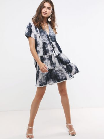 שמלת מיני קומות טאי דאי