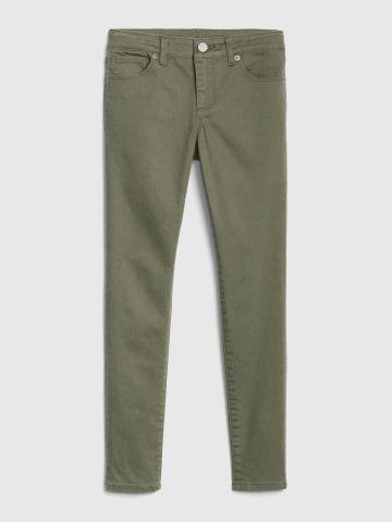 ג'ינס סקיני ארוך / בנות