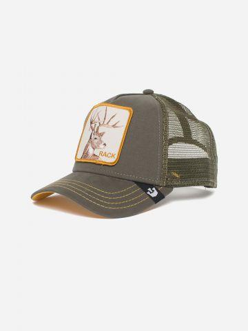 כובע מצחייה עם פאץ' אייל