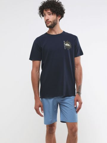 מכנסי ברמודה Dryflight של QUIKSILVER