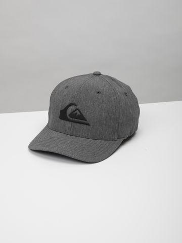 כובע עם רקמת לוגו / גברים