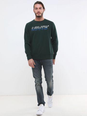 ג'ינס ווש בגזרת Slim ישרה