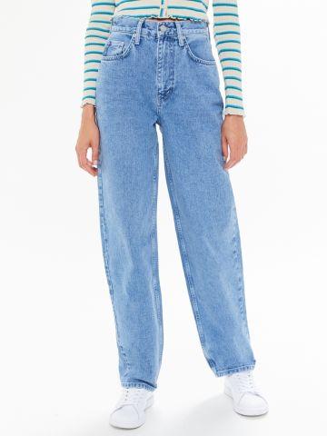 ג'ינס ארוך בגזרה גבוהה BDG