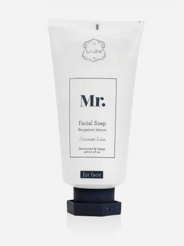 סבון פנים נוזלי / Mr. Laline