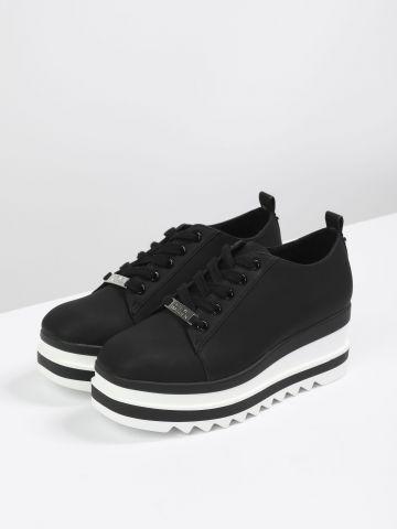 נעלי פלטפורמה מאט
