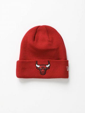 כובע גרב עם פאץ' לוגו Chicago Bulls / גברים
