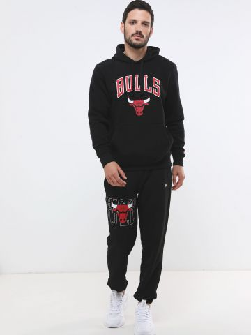 מכנסי טרנינג עם הדפס Chicago Bulls
