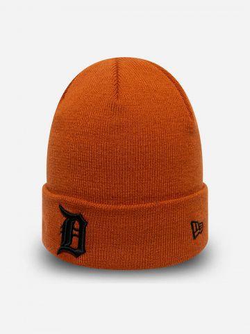 כובע גרב עם פאץ' לוגו Detroit Tigers