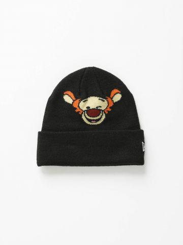 כובע גרב עם הדפס טיגריס / בנים