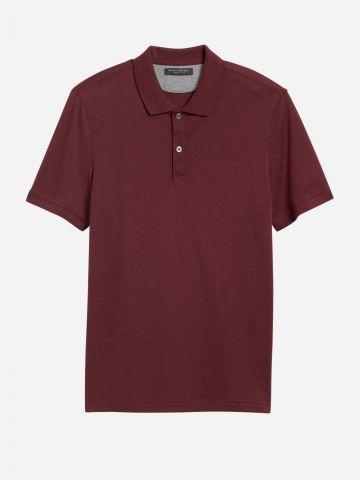 חולצת פולו קלאסית / גברים של BANANA REPUBLIC