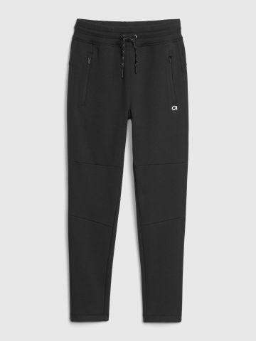 מכנסי ספורט עם כיסים Fit-Tech / בנים